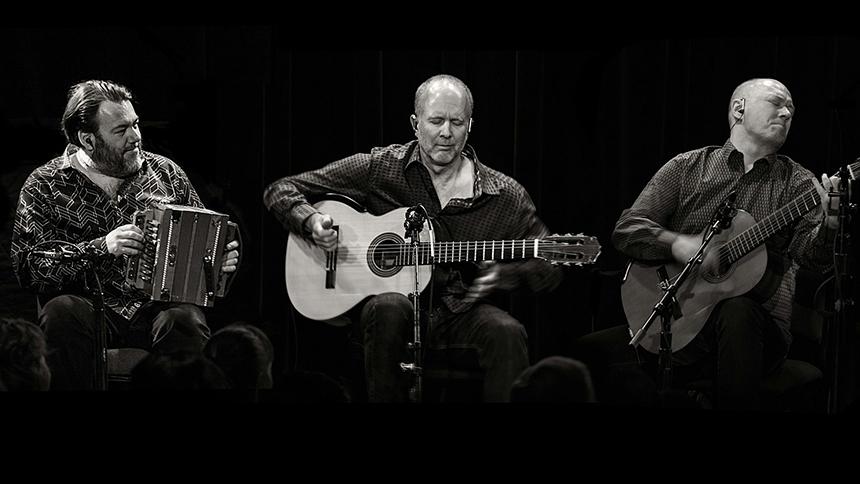 Montréal Guitare Trio (MG3)